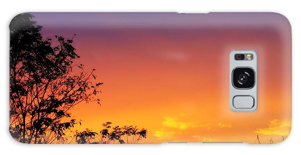 October Sky Galaxy Case
