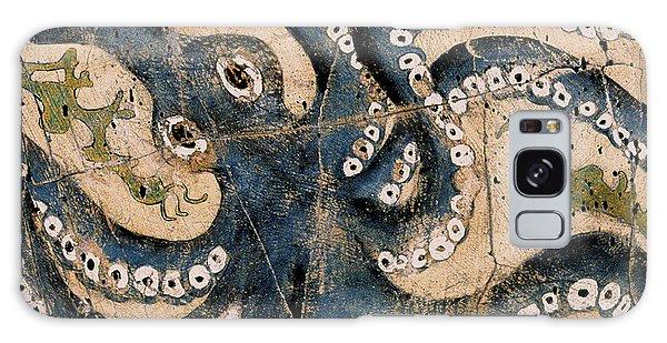 Octopus - Study No. 1 Galaxy Case