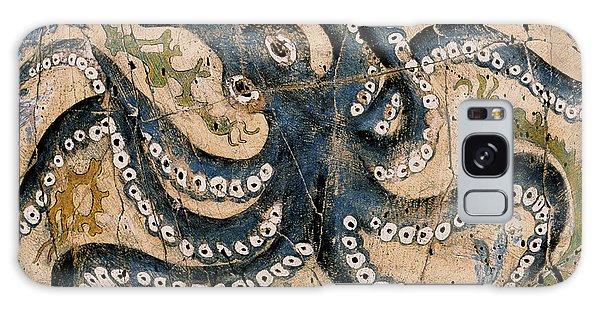 Octopus - Study No. 2 Galaxy Case