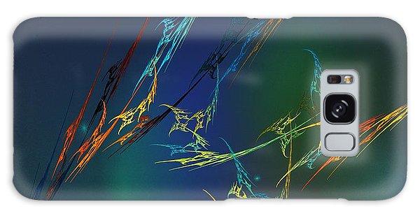 Ode To Joy Galaxy Case by David Lane