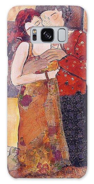 Ode To Klimt Galaxy Case