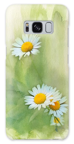 Ode To Spring Galaxy Case by Kathleen Holley