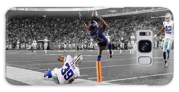 Dolphin Galaxy Case - Odell Beckham Breaking The Internet by Brian Reaves