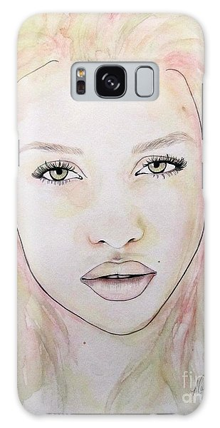 Of Colour And Beauty - Pink Galaxy Case by Malinda Prudhomme