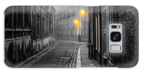 Off To Work Galaxy Case by David Warrington