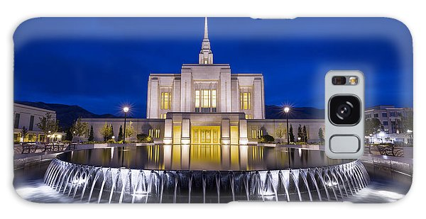 Temple Galaxy Case - Ogden Temple II by Chad Dutson