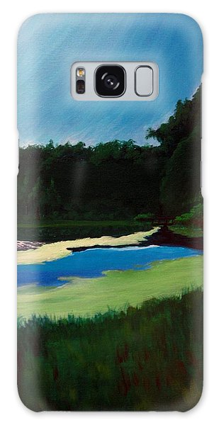 Oglebay Park - Palmer Course Galaxy Case