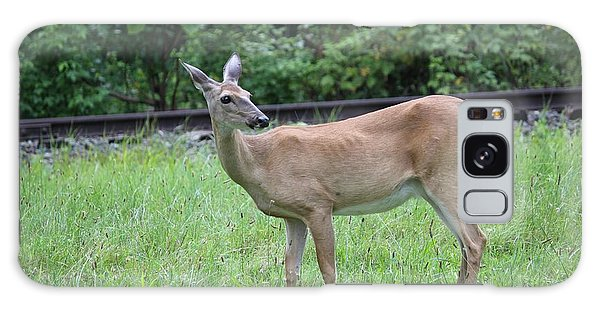 Oh Deer Galaxy Case