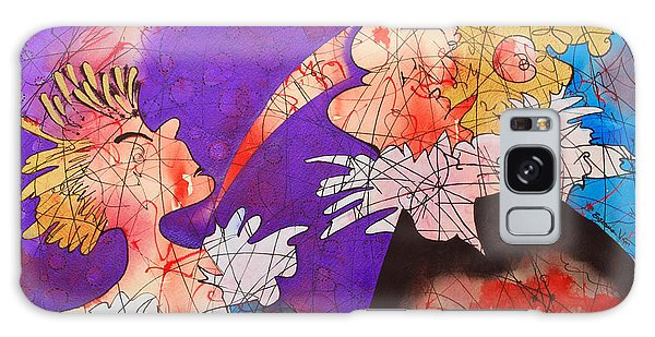 Galaxy Case - Oh So Proud by Zuzana Vass