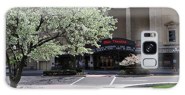 D45l42 Ohio Theatre Photo Galaxy Case