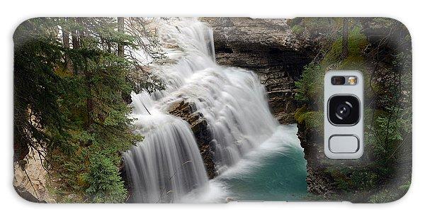 Johnston Canyon In Banff Galaxy Case