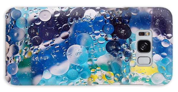 Oil And Water Galaxy Case