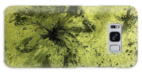 Oil In Water 1 Galaxy Case by Rajiv Chopra