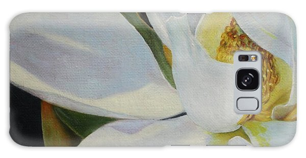 Oil Painting - Sydney's Magnolia Galaxy Case