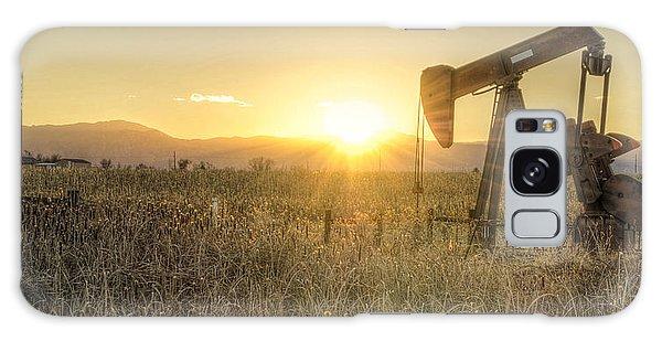 Oil Well Pump Galaxy Case