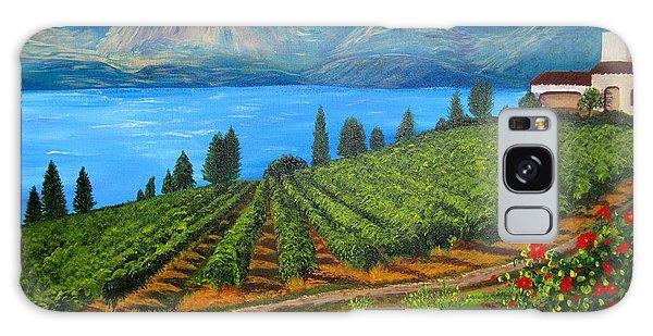 Okanagan Vineyard Galaxy Case