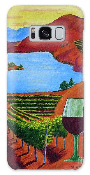 Okanagan Wine Country Galaxy Case