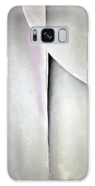 O'keeffe's Line And Curve Galaxy Case by Cora Wandel