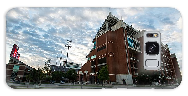 Oklahoma Memorial Stadium Galaxy Case