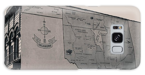 Oklahoma Mural Galaxy Case