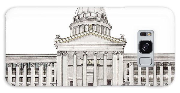 Oklahoma State Capitol Galaxy Case