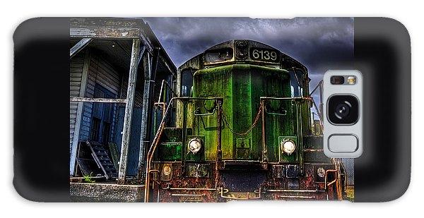 Old 6139 Locomotive Galaxy Case by Thom Zehrfeld