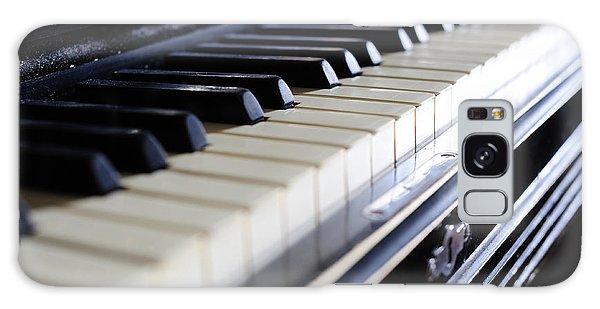 Old 88 Piano Galaxy Case