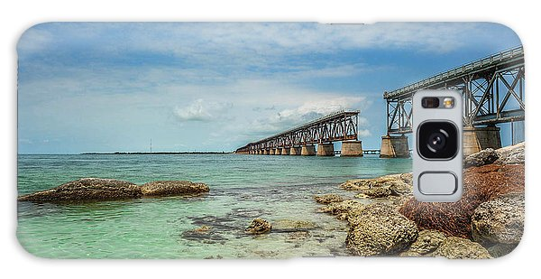 Old Bahia Honda Bridge Galaxy Case