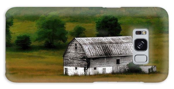 Old Barn Near Buckhannon Galaxy Case