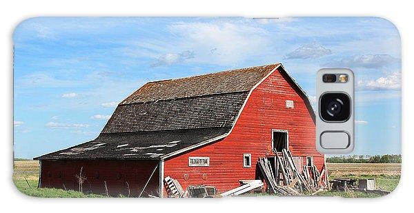 Old Barn Galaxy Case by Ryan Crouse