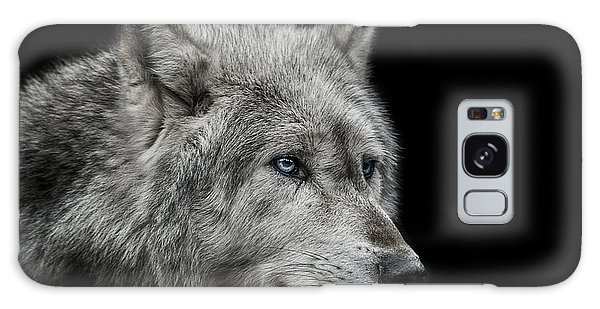 Animal Galaxy Case - Old Blue Eyes by Paul Neville