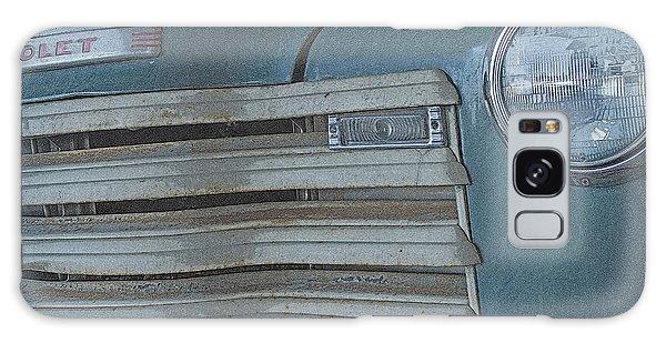Old Blue Galaxy Case by Lynn Sprowl
