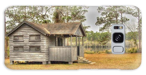Old Cabin In Georgia Galaxy Case