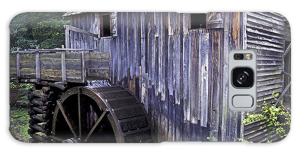 Old Cades Cove Mill Galaxy Case