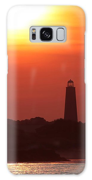 Old Cape Henry Lighthouse  Galaxy Case
