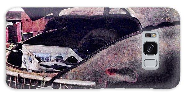Old Car Galaxy Case by Julie Gebhardt
