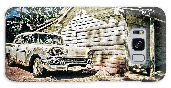 Old Car  Galaxy Case