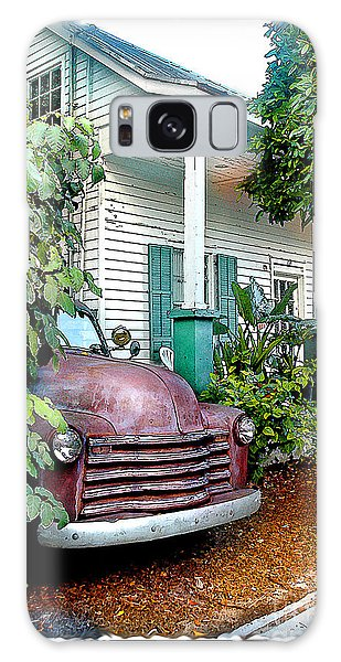 Old Chevy Galaxy Case by Linda Olsen
