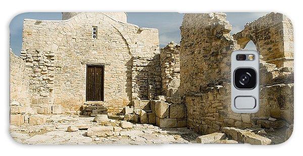 Old Church Anogyra  Galaxy Case by Jeremy Voisey