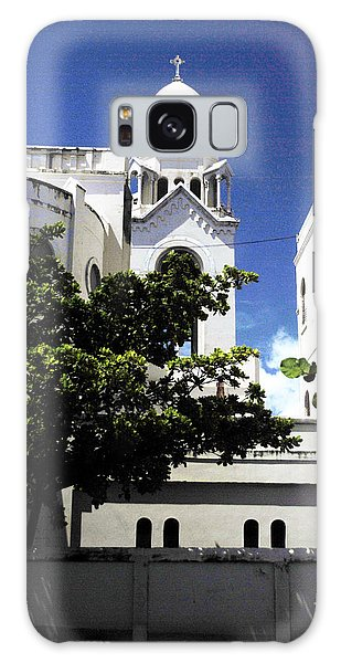 Old Church Galaxy Case