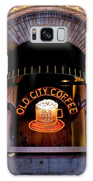 Old City Coffee Galaxy Case