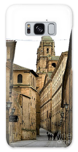 Old City Of Salamanca Spain Galaxy Case by Perry Van Munster