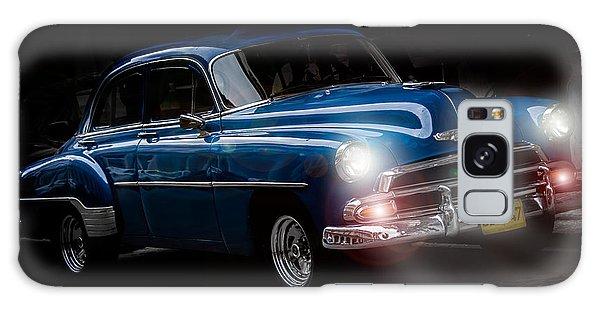 Old Classic Car I Galaxy Case