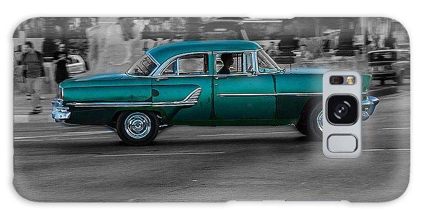 Old Classic Car IIi Galaxy Case