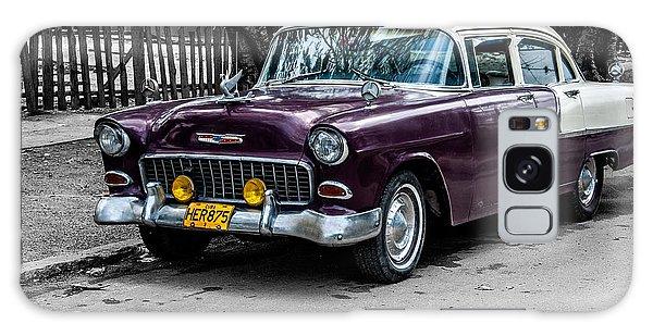 Old Classic Car Iv Galaxy Case