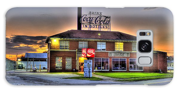 Old Coca Cola Bottling Plant Galaxy Case