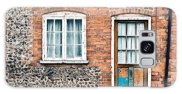 Window Galaxy Case - Old Cottage by Tom Gowanlock