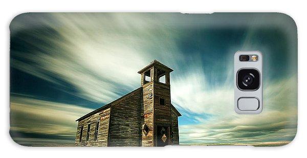 Old Cottonwood Church Galaxy Case