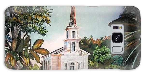 Old Country Church Galaxy Case