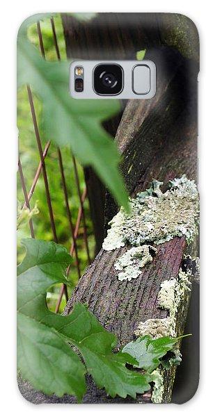 Old Country Fence Galaxy Case by Deborah Fay